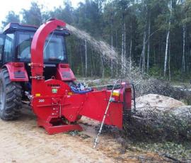 Дробилка FARMI FOREST CH-260